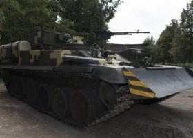 В Украине будут производить новую бронированную машину (ФОТО)