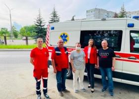 Украина вернула из Беларуси уже пятерых обратившихся за помощью пациентов