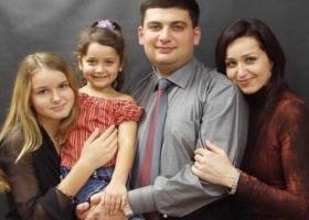 Жена и сын Гройсмана заболели коронавирусом