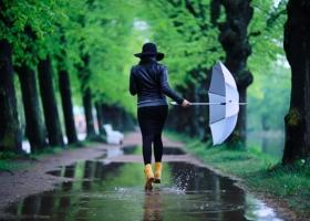 В конце мая Украину накроют дожди и похолодание - синоптики