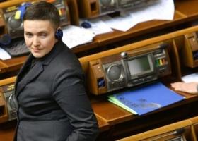 Савченко решила похудеть