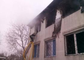 Комиссия установила причину пожара в доме престарелых в Харькове