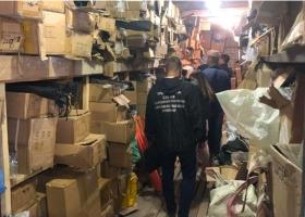 Схему незаконных поставок товаров из России и Китая блокировали в Украине