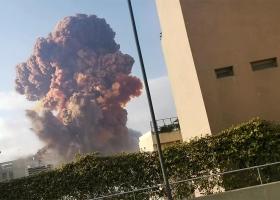 Взрыв в Ливане: сообщается о 10 погибших и большом количестве пострадавших
