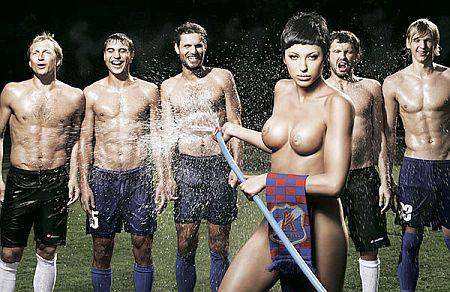 Фото голых жен футболистов россии 58284 фотография