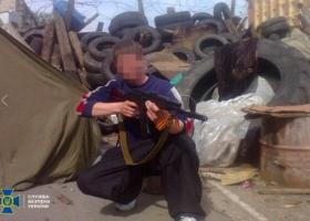 Контрразведка задержала боевика-участника штурма управления СБУ в Луганске