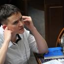 Мата Хари и Штрлиц в одном флаконе: Савченко огласила краткое содержание своего шпионского романа