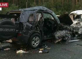 Особая самоуверенность на дороге одного водителя привела к смерти нескольких людей (ВИДЕО)