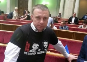 С петлей по жизни: депутат Куприй просится в Генпрокуроры