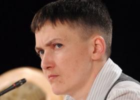 Оказалось, что Савченко еще и плохая певица (ВИДЕО)