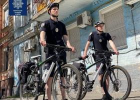 На улицах Киева появился велопатруль: фото и какие у него полномочия