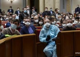 В Раде насчитали 60 нардепов с коронавирусом