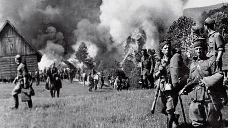 Польська держава розв'язала терор проти українців, забравши у них їхнє майно і землю