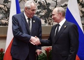 «А нас-то за что?»: президент Чехии, предлагавший продать Крым, возмутился наглой провокацией России
