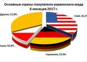 Украинский мёд пришелся по вкусу европейцам и американцам