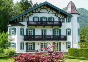 Семья Горбачёва распродает баварскую недвижимость