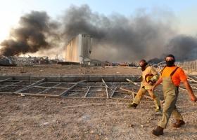 Ливанский врач: взрыв был очень мощный, все медучреждения в Бейруте переполнены