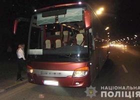 Пьяный порезал пассажиров в рейсовом автобусе под Киевом