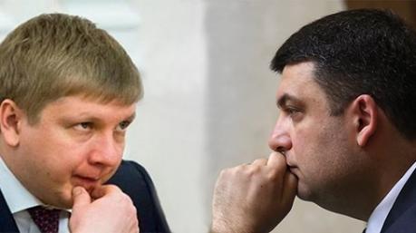 Так Гройсмана еще никто не унижал: суд отобрал у премьер-министра право увольнять Коболева