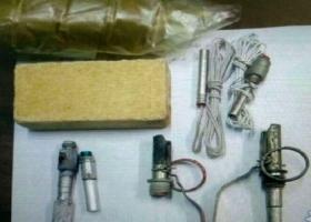 В метро задержан мужчина, который вёз в центр Киева тротил, пластид и детонаторы