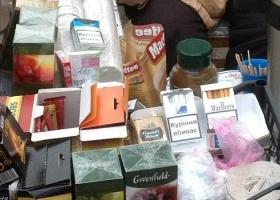 Торговок сигаретной контрабандой ждет повышение. Всего