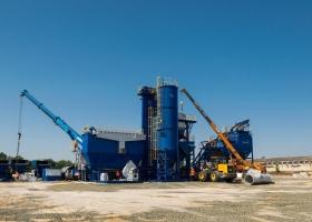 Компания RDS инвестировала 75 млн грн в новый асфальтобетонный завод и производственную базу в Новой Каховке