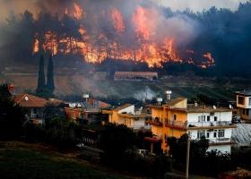 Как пожары в Европе повлияли на погоду в Украине: объяснение от Укргидрометцентра