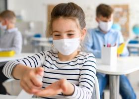 В нескольких образовательных учреждениях Волыни произошли вспышки коронавируса