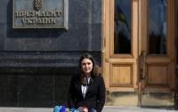 Одиозная Мендель заявила, что Украина не планирует наступление на Донбассе
