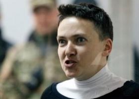 У резко похудевшей Савченко должен появиться плохой запах изо рта, а кожа поменять цвет