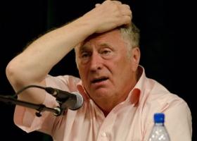 Жириновский требует величия: Путину -