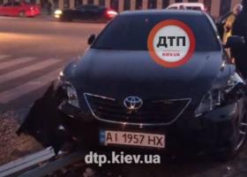 Под Киевом пьяный водитель сбил подростка и скрылся