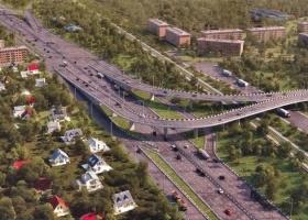 В Киеве возобновят строительство транспортной развязки, которую начали делать еще в 2007 году