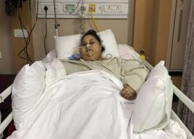 Самая тяжелая женщина в мире скончалась после попыток похудеть