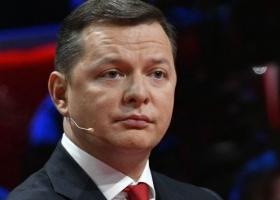 Ляшко заявил, что Порошенко ввел военное положение для того, чтобы снести палатку РПЛ в Бердянске