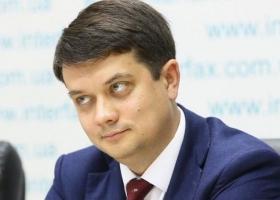«Некоторые депутаты здесь в первый раз и в последний»: Разумков утешил, что скандалистов осталось потерпеть всего пять лет