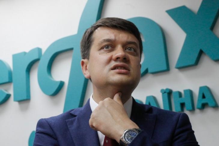 Запасаемся попкорнром: Разумков предложил политсилам разобраться, кто из них настоящая оппозиция