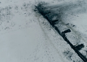 Злочини росіян проти людяності зафіксовані в документальному фільмі