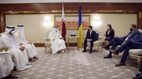 Результат візиту Зеленського до Катару навіть не нульовий, а мінусовий (ФОТО)