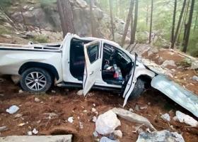 В Турции пикап с туристами упал в пропасть. Две украинки в тяжелом состоянии