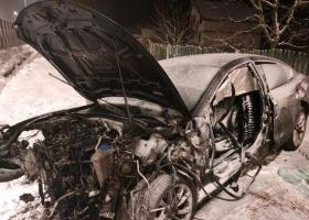На трассе Киев-Чоп в жутком ДТП погибли двое братьев