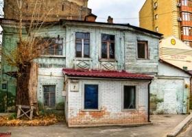 Самый старый существующий дом Киева пережил несколько