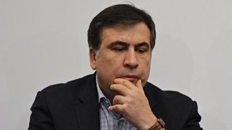 Уроки дрессировки. Власти не дают съесть Саакашвили