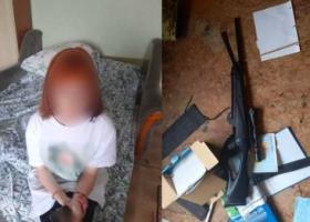 Под Киевом школьница застрелила студента: фото и новые детали трагедии