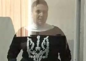 Тризуб на свитере не может прикрыть интеллектуальный уровень Савченко
