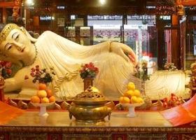 Храм Нефритового Будды весом в 2000 тонн переместили на 30 метров