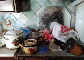 Мать воспитывала 3-летнего ребенка в нечистотах (ФОТО)