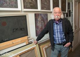 Полиция ищет картины самого известного украинского художника современности