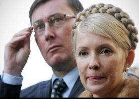 Сядут все: почему Тимошенко помогла Луценко получить дополнительные полномочия
