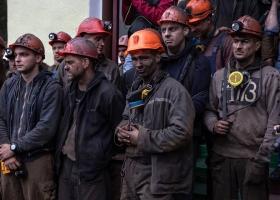 Шахтеры со всей Украины проведут акцию протеста в Киеве 12 мая